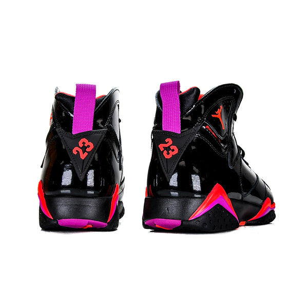"AIR JORDAN 7 RETRO WMNS ""BLACK PATENT"" 2019"