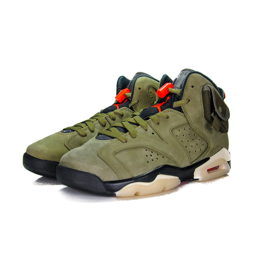 AIR JORDAN 6 GS TRAVIS SCOTT 2019