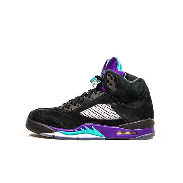 "AIR JORDAN 5 RETRO ""BLACK GRAPE"" - Stay Fresh"
