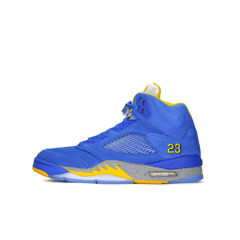 "AIR JORDAN 5 ""JSP LANEY VARSITY ROYAL"" 2019 CD2720-400"
