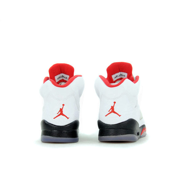 "AIR JORDAN 5 GS ""FIRE RED"" 2013 440888-100"