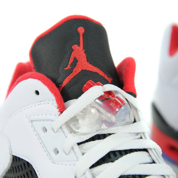 "AIR JORDAN 5 RETRO LOW ""FIRE RED"" 2016"