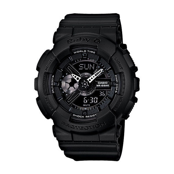 Casio Baby-G Multi-Dimensional Series - Black BA110BC-1A