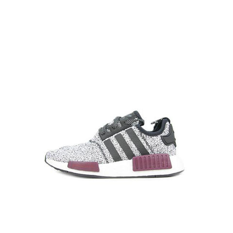 "ADIDAS NMD R1 CHAMPS EXCLUSIVE J ""BURGUNDY/BLACK"" 2016 BA7841"