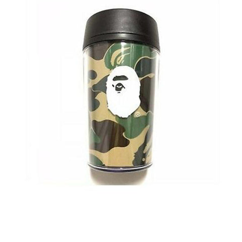 BAPE HAPPY NEW YEAR 1ST CAMO TUMBLER GREEN SS19