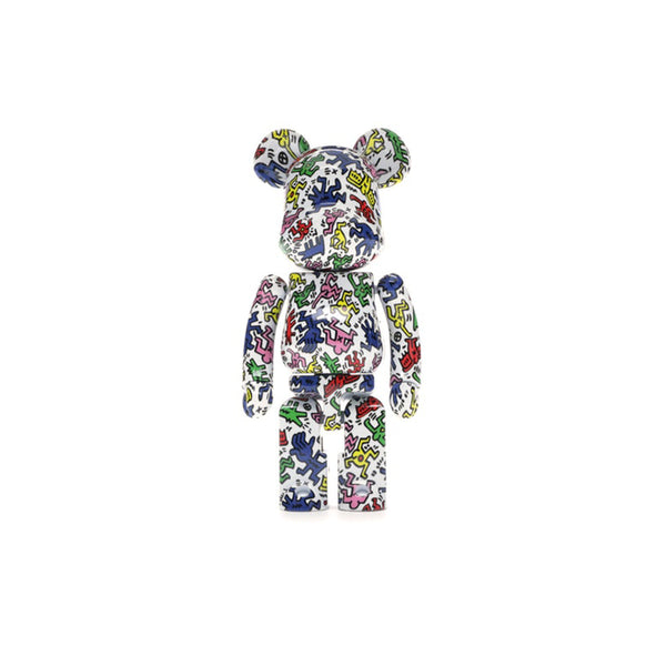 BEARBRICK SUPERALLOY KEITH HARING 200% MULTI