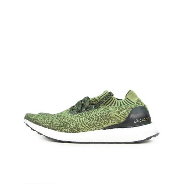 "ADIDAS ULTRA BOOST UNCAGED ""OLIVE GREEN"" 2016 BB3901"