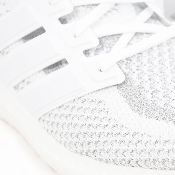 ADIDAS ULTRA BOOST LTD TRIPLE WHITE 3M REFLECTIVE BB3928