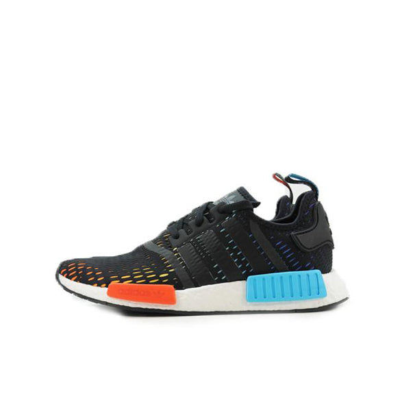 "ADIDAS NMD R1 FOOTLOCKER EXCLUSIVE ""RAINBOW"" 2016 BB4296"