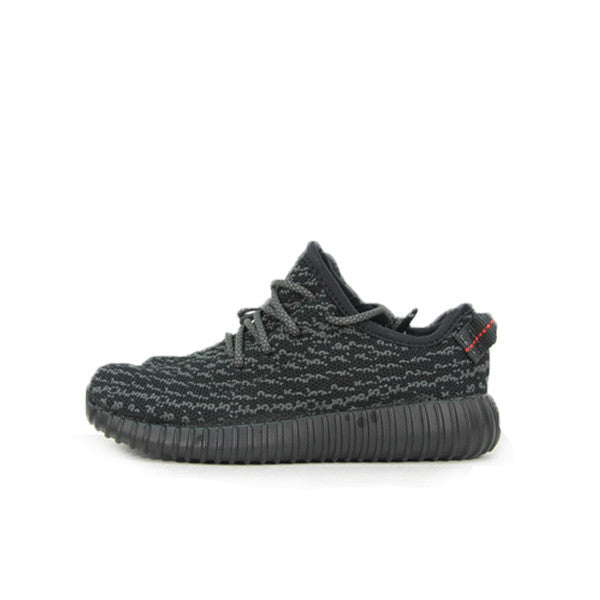 "ADIDAS YEEZY BOOST 350 ""PIRATE BLACK"" INFANT 2016 BB5355"