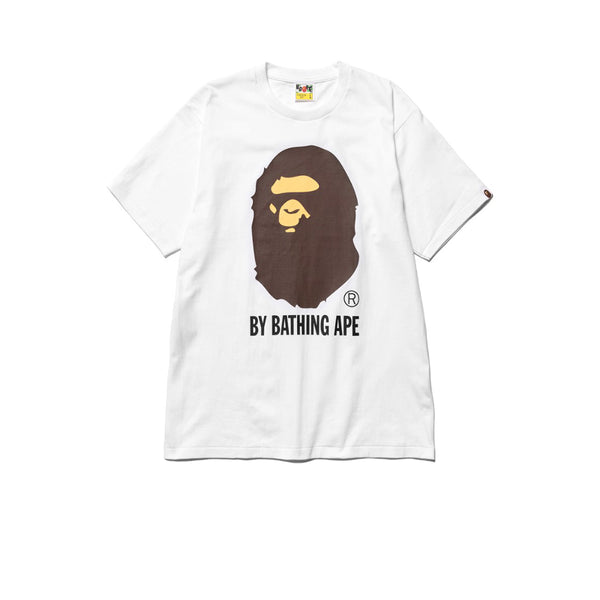 BAPE BY BATHING TEE WHITE SS19