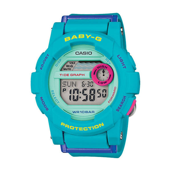 CASIO BABY-G MULTI-DIMENSIONAL TIDE GRAPH BGD180FB-2