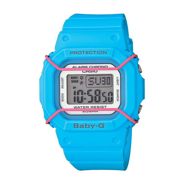 CASIO BABY-G ORIGINAL DW-520 SERIES - BLUE BGD501-2