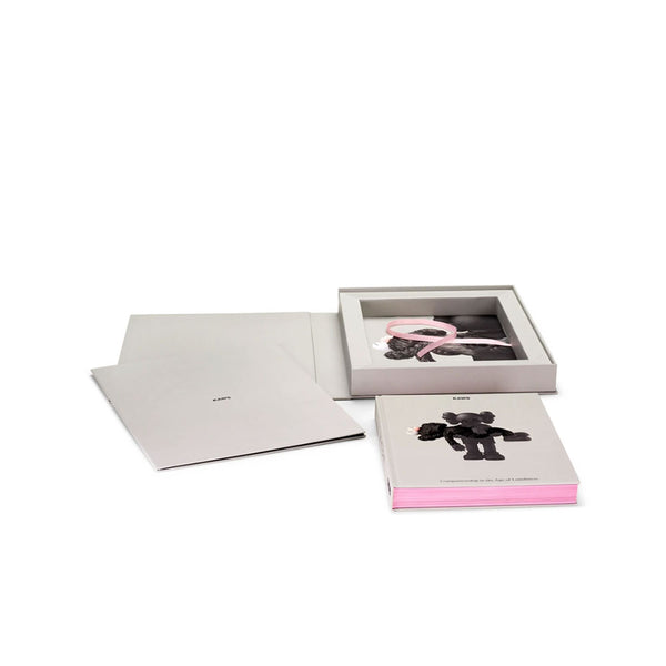 KAWS ART BOOK WITH SCREENPRINT (EDITION OF 750)