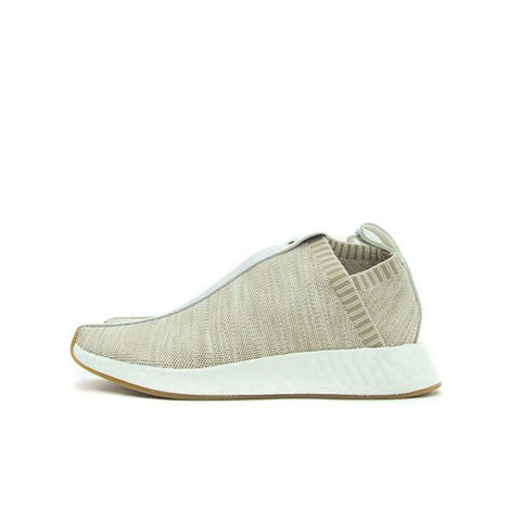 "ADIDAS NMD CITY SOCK 2 KITH X NAKED ""SAND STONE"" 2017 BY2597"