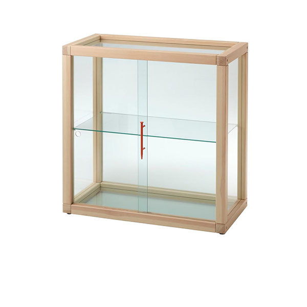 VIRGIL ABLOH X IKEA MARKERAD GLASS DOOR CABINET