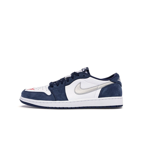 "AIR JORDAN 1 LOW SB ""MIDNIGHT NAVY"" 2019 CJ7891-400"