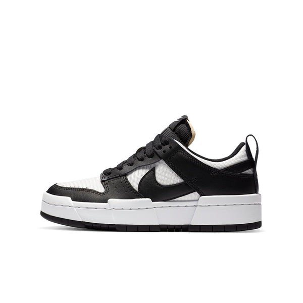 NIKE DUNK LOW DISRUPT BLACK WHITE(W)
