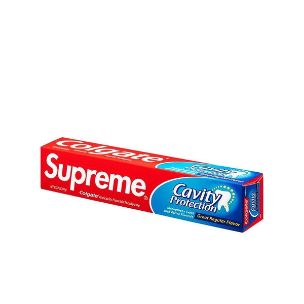 COLGATE X SUPREME ANTI-CAVITY TOOTHPASTE FW20