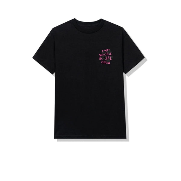 ANTI SOCIAL SOCIAL CLUB CORN CHEESE TEE BLACK