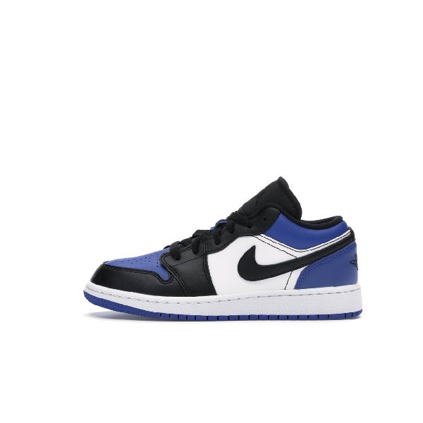"AIR JORDAN 1 LOW GS ""ROYAL TOE"" (KIDS) 2019 CQ9486-400"