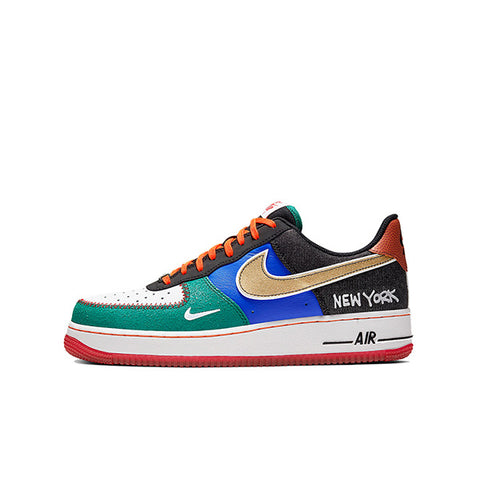 "NIKE AIR FORCE 1 LOW NYC ""CITY OF ATHLETES"" 2019 CT3610-100"