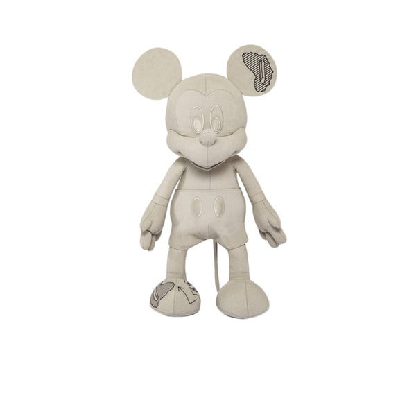 DANIEL ARSHAM X DISNEY APPORTFOLIO PLUSH MICKEY FIGURE MEDIUM (113CM)