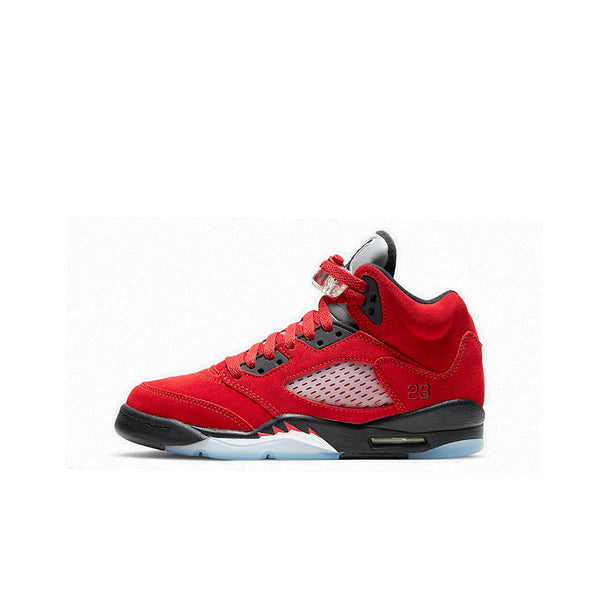 AIR JORDAN 5 RETRO RAGING BULLS RED GS 2021