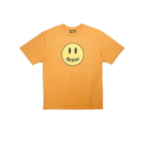 DREW HOUSE MASCOT SS TEE ORANGE
