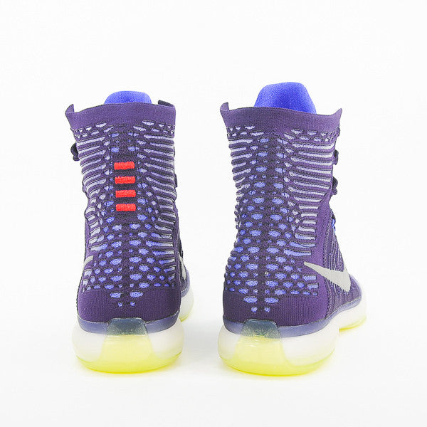 "NIKE KOBE 10 ELITE 2015 ""GRAND PURPLE"" 718763-505"
