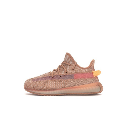 "ADIDAS YEEZY BOOST 350 V2 PS ""CLAY"" KIDS 2019 EG6872"
