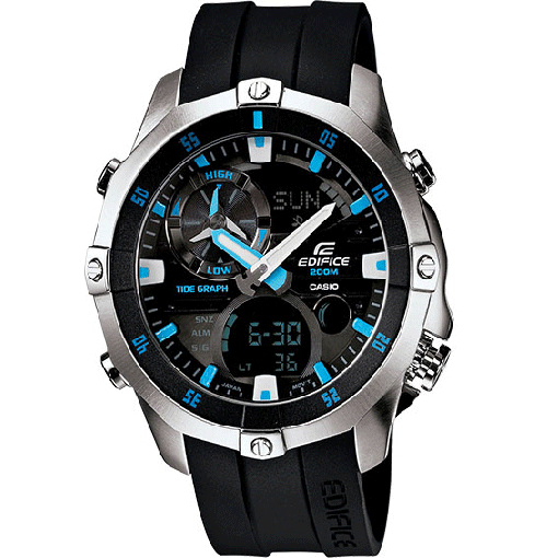 CASIO EDIFICE'S ADVANCED MARINE LINE EMA100-1AV
