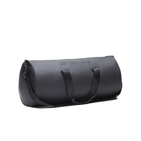 FEAR OF GOD ESSENTIALS DUFFLE BAG BLACK