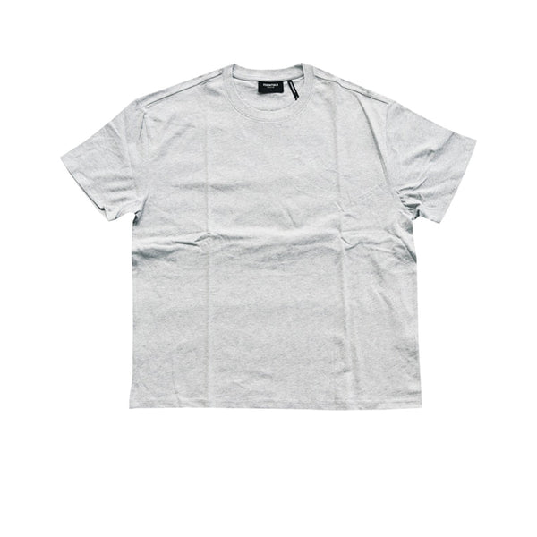 FEAR OF GOD ESSENTIALS LOS ANGELES 3M BOXY TEE GREY FW19