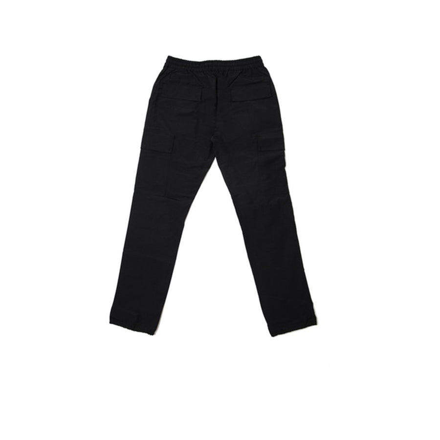 FEAR OF GOD ESSENTIALS NYLON CARGO PANTS BLACK FW19