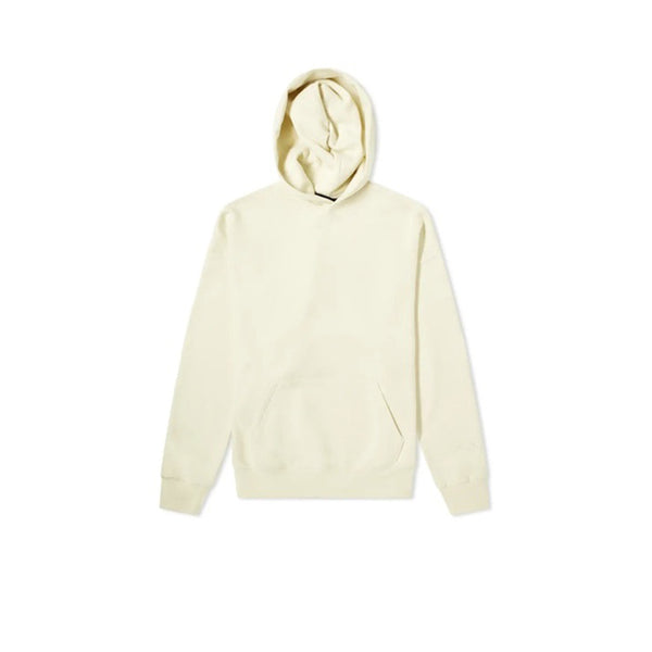FEAR OF GOD ESSENTIALS PULLOVER HOODIE BONE FW19