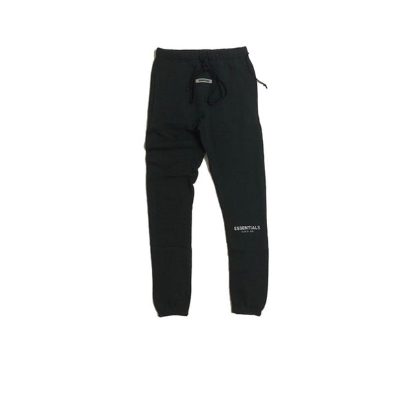 FEAR OF GOD ESSENTIALS SWEATPANTS BLACK FW19