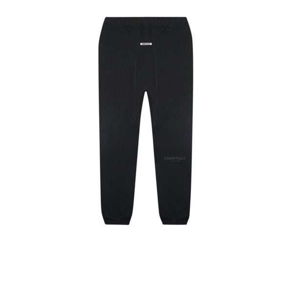 FEAR OF GOD ESSENTIALS SWEATPANTS DARK SLATE STRETCH LIMO BLACK SS20