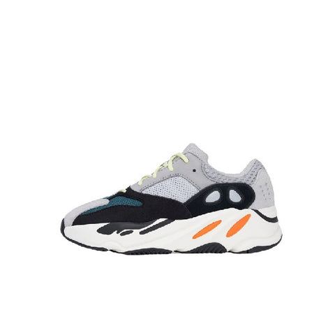 "ADIDAS YEEZY BOOST 700 PS ""WAVE RUNNER SOLID GREY"" (KIDS) 2019 FU9005"