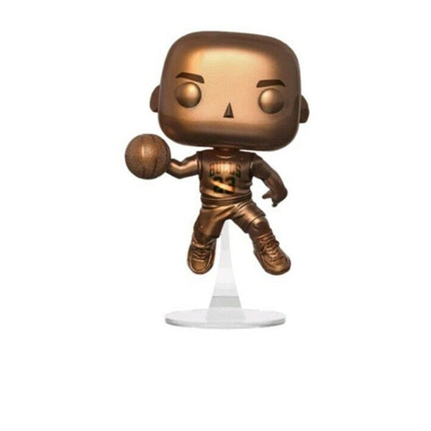 FUNKO POP MICHAEL JORDAN BRONZE