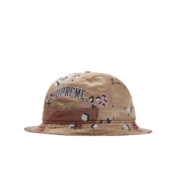 SUPREME LEVI'S NYLON BELL HAT CHOCOLATE CHIP CAMO FW19