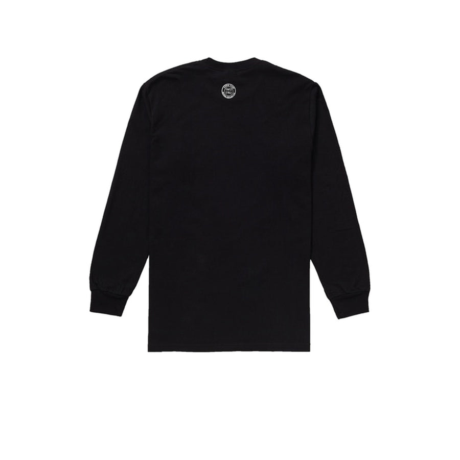 SUPREME MARTIN WONG ATTORNEY STREET L/S TEE BLACK FW19