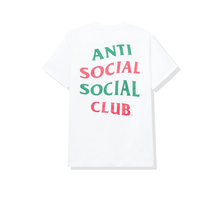 ANTI SOCIAL SOCIAL CLUB FOREVER AND EVER TEE WHITE