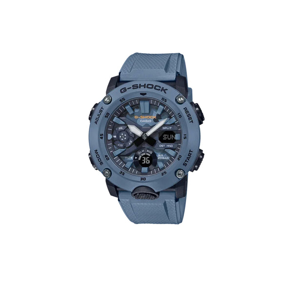 CASIO G-SHOCK STREET UTILITY MILITARY BLUE GA2000SU-2A