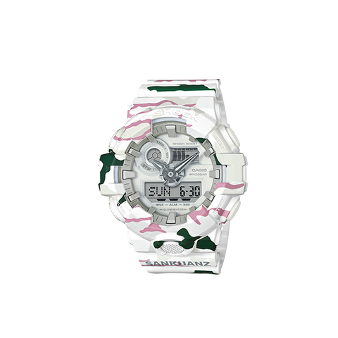 CASIO G-SHOCK X SANKUANZ LIMITED EDITION WATCH BIG BANG GA700SKZ-7A