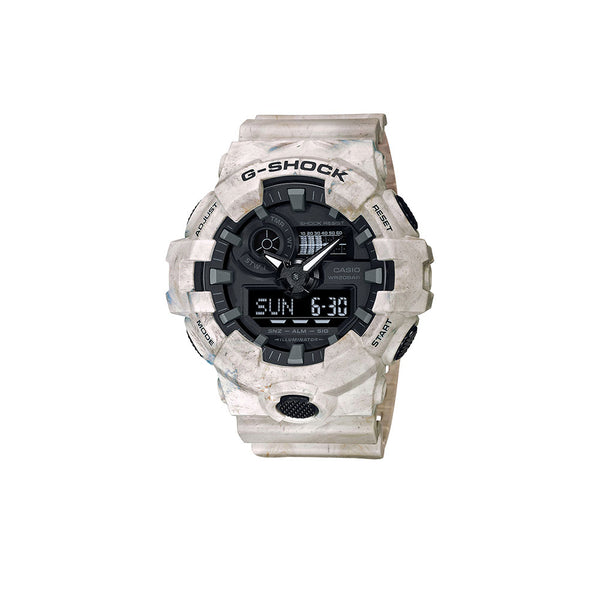CASIO G-SHOCK WATCH GA700WM-5A