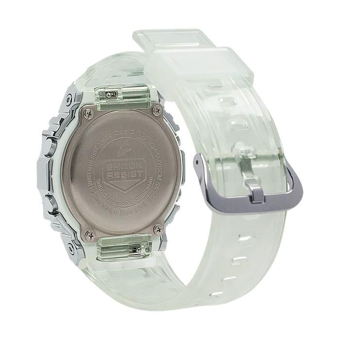 CASIO G-SHOCK SKELETON CAMOUFLAGE METAL SERIES GM5600SCM-1