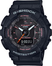 CASIO G-SHOCK S SERIES STEP T GMAS130VC-1A