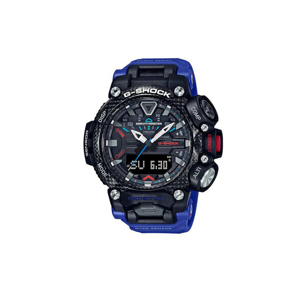 CASIO G-SHOCK GRAVITYMASTER MEN'S WATCH GRB200-1A2CR
