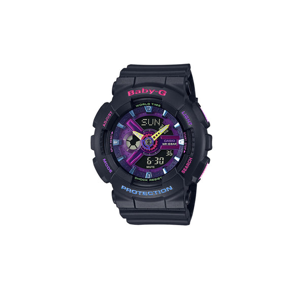 CASIO BABY-G HARAJUKI DAY AND NIGHT SERIES BA110TM-1A